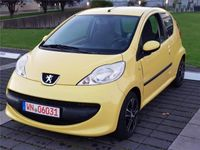 gebraucht Peugeot 107 70 Filou 136Tkm Klimaanlage Alufelgen Winterreifen