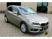 gebraucht BMW 218 Coupé Neu i Advantage Park-Assistent LED Navi Keyless Panora