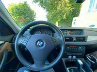 gebraucht BMW X1 xDrive20d Aut., Vollausst., Scheckheft