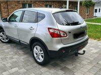 gebraucht Nissan Qashqai -- TÜV NEU -- AHK, 2 Satz Reifen