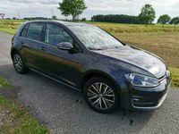 gebraucht VW Golf 1,4 TSI BMT DSG Allstar