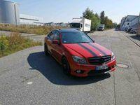 gebraucht Mercedes C350 w204 c63 AMG umgebaut