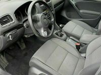 gebraucht VW Golf VI 1.6 Comfortline 90 Tsd km