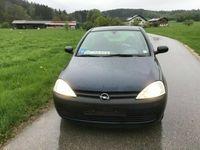 gebraucht Opel Corsa C Fresh 1.2. 1.Hand