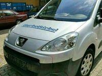 gebraucht Peugeot Partner 1,6 TÜV BIS