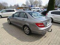 gebraucht Mercedes C250 CDI 4MATIC Elegance Automatik AHK XENON NAVI