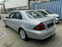 gebraucht Mercedes C200 CDI Elegance