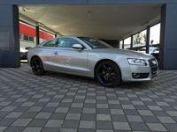 gebraucht Audi A5 Coupe 2.7 TDI Autom.*Leder*Navi*Xenon*1.Hand