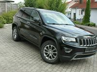 gebraucht Jeep Grand Cherokee 3.0I Limited *AHK*NAVI*PANO*LEDER