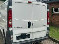 gebraucht Renault Trafic Van 2.0 Diesel Camper Transporter Alufelgen Klima