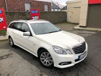 gebraucht Mercedes E200 CDI DPF BlueEFFICIENCY Automatik Ava...
