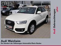 gebraucht Audi Q3 2.0 TDI Navi Xenon Klima uvm