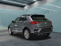 gebraucht VW T-Roc T-Roc15 TSI ACT OPF DSG STYLE ACC NAVI LED KAM