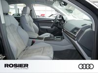 gebraucht Audi Q5 55 TFSI e quattro S line Stadt+Tour Matrix
