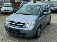 gebraucht Opel Meriva Edition Klima Sitzheizung