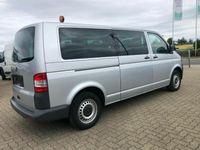 gebraucht VW Transporter T5Kasten-Kombi Kombi lang