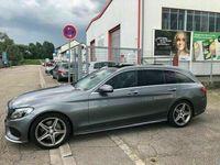 gebraucht Mercedes C220 C -Klasse T-ModellCDI Amg Paket PANORAMA