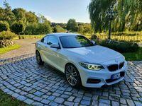 gebraucht BMW M235 Coupe Sport-Aut.