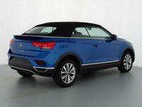 gebraucht VW T-Roc T-RocCabriolet 1.0 TSI Style ACC AHK Windschott ...