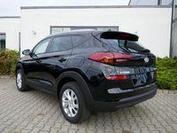 gebraucht Hyundai Tucson Klimaautomatik/NaviKamera/Spurhalteassist