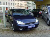gebraucht Ford Focus 1.6 Futura Automatik Klima TÜV/AU Neu