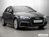 gebraucht Audi A3 Sportback 35 TDi sport S-line Virtual NaviPlu