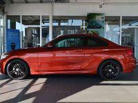 gebraucht BMW 230 i Coupé M Sportpaket HK HiFi DAB LED WLAN