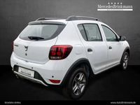 gebraucht Dacia Sandero Stepway TCe 100 NAVI/KAMERA/LPG/KLIMA Navi/eFH.