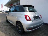 gebraucht Fiat 500 1.0 Mild Hybrid*Sport*DAB*LMF*AppleCarPlay*