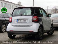 gebraucht Smart ForTwo Coupé prime 52kw KLIMA SITZHEIZUNG LEDER