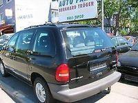 gebraucht Chrysler Voyager 2.4 SE gepflegt!!! Klima,AHK,Tempomat,