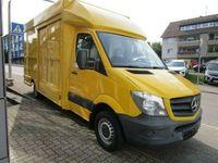 gebraucht Mercedes Sprinter 310CDI Kofferwagen DHL Flensburger Koff