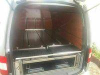 gebraucht VW Caddy Bestattungswagen Leichenwagen