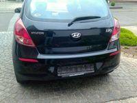 gebraucht Hyundai i20 Klima, neuer Tüv/Steuerkette und Kat mit Klima