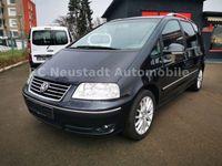 gebraucht VW Sharan 1,9TDI Special Family Paket /