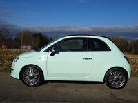 gebraucht Fiat 500C 500 Cabrio 0.9 TwinAir Cult / PDC / Bluetooth
