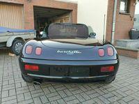gebraucht Fiat Barchetta schwarz Top Zustand Liebhaber Fahrzeug