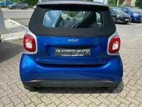 gebraucht Smart ForTwo Cabrio 1.0 Passion*KLIMA-AT*BLUETOOTH*USB