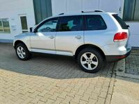 gebraucht VW Touareg R5 2.5 TDI 215tkm TÜV 5/23 Top Zustand Voll