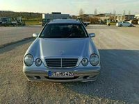 gebraucht Mercedes E200 Kompressor Elegance W/S210 / TÜV 07-2023