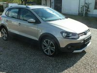 gebraucht VW Polo V Cross*HU*Klima*Scheckheft*8.Fach*SHZ