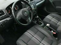 gebraucht VW Golf VI Match Diesel 1.6 Motor