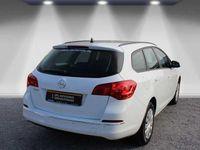 gebraucht Opel Astra 1.6 Sports Tourer Edition mit Navigationssystem