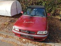gebraucht Opel Astra Cabriolet 168TKM, Bj '98, 75PS