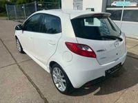gebraucht Mazda 2 1.5 Dynamic (5-trg.) Sport Klimaauto. 8 fach Ber. Radio
