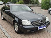 gebraucht Mercedes CL420 VOLLAUSSTATTUNG *Leder* Klima* Xenon*PDC*