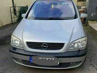 gebraucht Opel Zafira A 1.8 2002