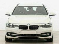 gebraucht BMW 320 d Sport Line/Navi Pr/Leder/LED/Keyless/Kamer