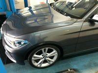 gebraucht BMW 118 d Aut. Sport Line LED Glasdach Sportfahrwerk