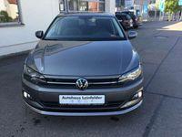 gebraucht VW Polo 1.0 TSI DSG Highline+Sitzhzg+PDC+App-Co+ACC
